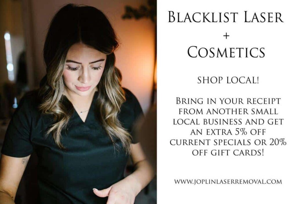 Get up to 15% off at these Joplin businesses 4
