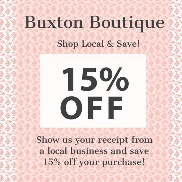 Get up to 15% off at these Joplin businesses 5