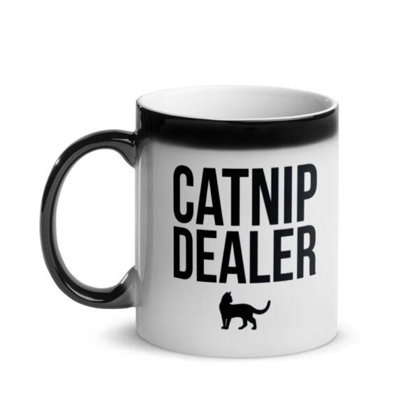 Nine Lives Catnip Dealer Coffee Mug 1