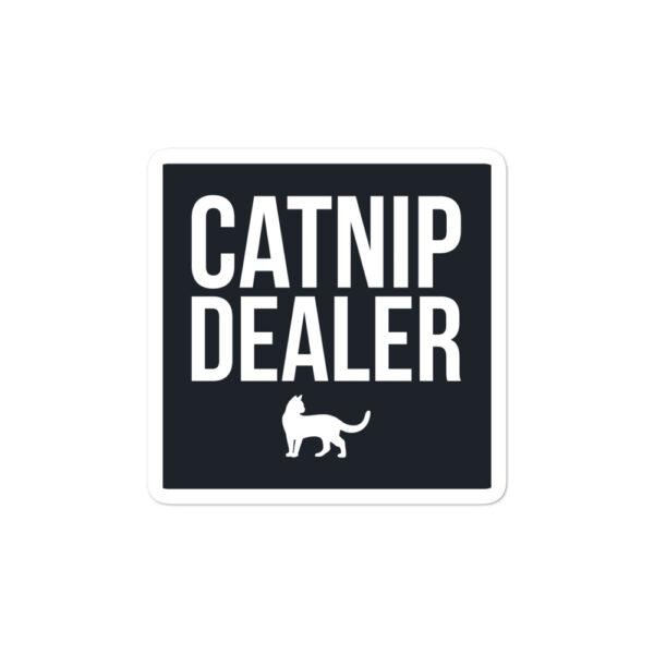 Nine Lives Catnip Dealer Bubble-free sticker 1