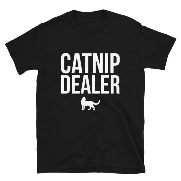 Nine Lives Catnip Dealer Short-Sleeve T-Shirt 1