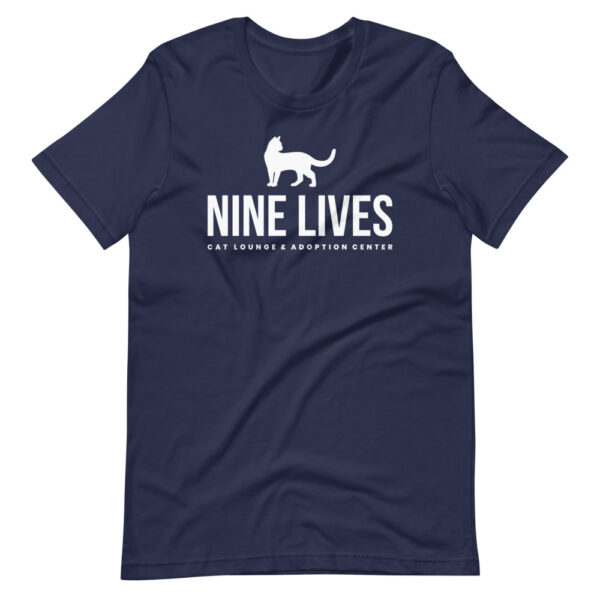 Nine Lives Logo Short-Sleeve T-Shirt (Multiple Colors) 2