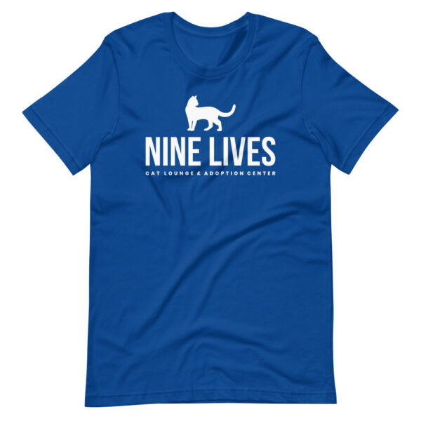 Nine Lives Logo Short-Sleeve T-Shirt (Multiple Colors) 6