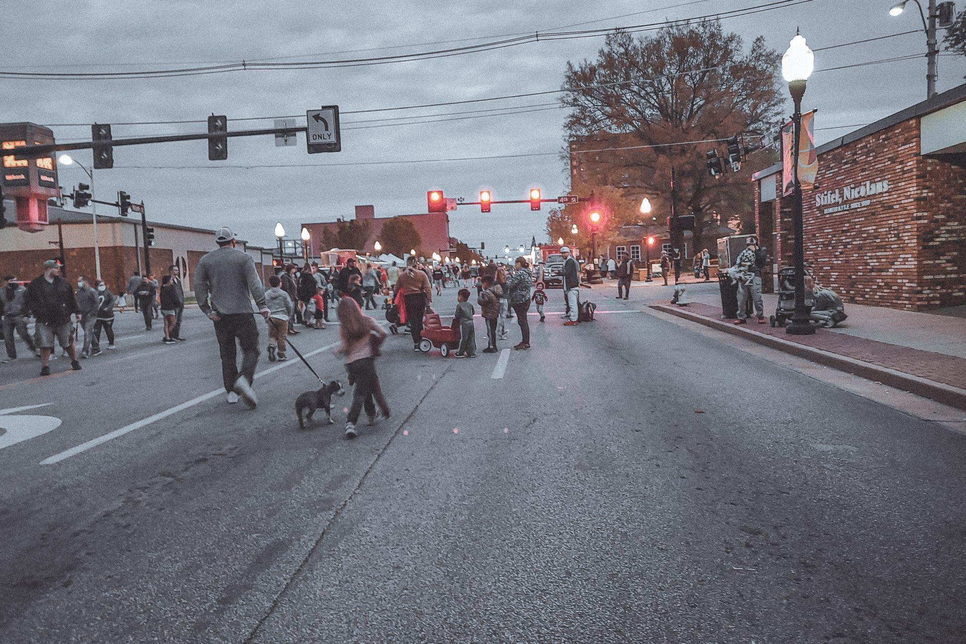 Third Thursday comes back to Joplin. 12