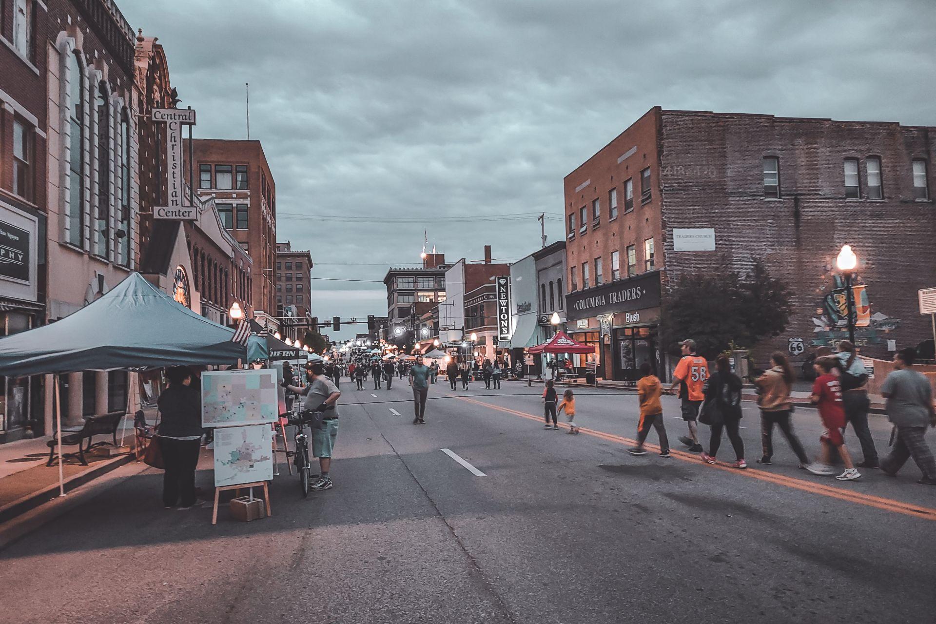 Third Thursday comes back to Joplin. 11